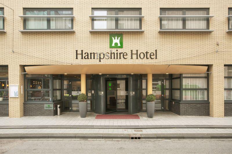 foto van klantencase: Hampshire hotels